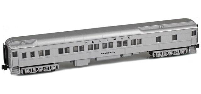 AZL 71018-1 BURLINGTON 12-1 Pullman Sleeper   ANACONDA