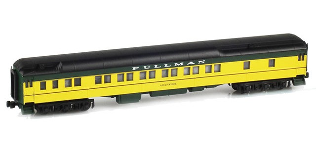 AZL 71005-2 Pullman CNW 12-1 Heavyweight Sleeper Car | ARAPAHOE