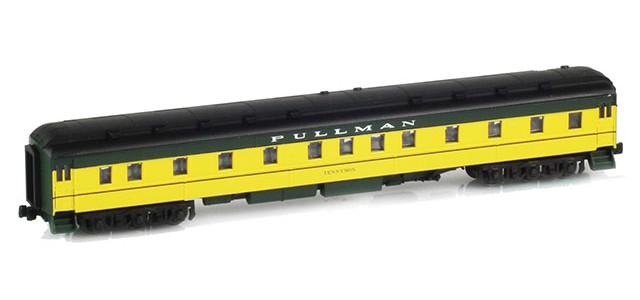 AZL 71305-2 Pullman CNW 6-3 Heavyweight Sleeper Car | TENNYSON