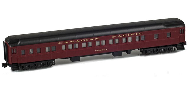 AZL 71041-3 CANADIAN PACIFIC 12-1 Pullman Sleeper | NELSON