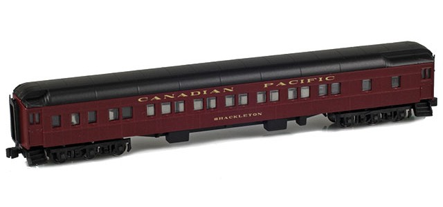 AZL 71041-4 CANADIAN PACIFIC 12-1 Pullman Sleeper | SHACKLETON