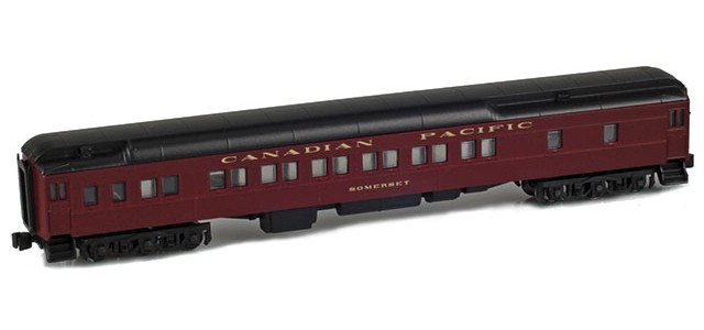 AZL 71041-5 CANADIAN PACIFIC 12-1 Pullman Sleeper | SOMERSET