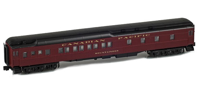 AZL 71241-2 CANADIAN PACIFIC 8-1-2 Pullman Sleeper | MOUNTAINEER