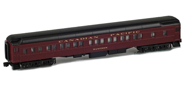 AZL 71241-3 CANADIAN PACIFIC 8-1-2 Pullman Sleeper | RANCHER