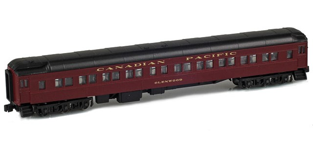 AZL 71341-2 CANADIAN PACIFIC 6-3 Pullman Sleeper | GLENWOOD