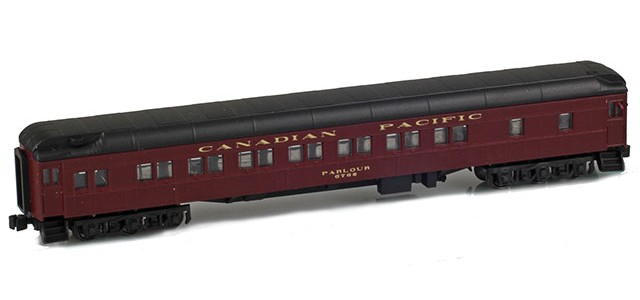 AZL 71441-3 CANADIAN PACIFIC 28-1 Parlor Car #6762