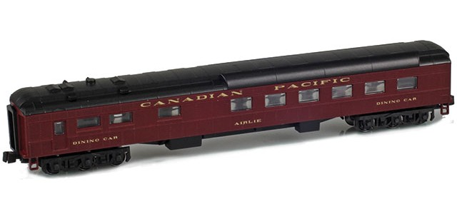 AZL 71541-2 CANADIAN PACIFIC 36 Seat Diner | AIRLIE