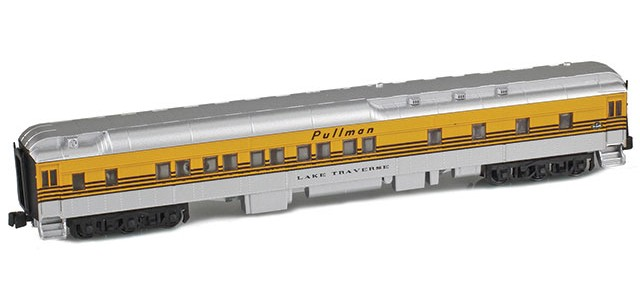 AZL 71125-2 Pullman 10-1-2 Pullman Sleeper | LAKE TRAVERSE
