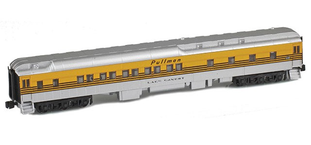 AZL 71125-4 Pullman 10-1-2 Pullman Sleeper | LAKE ERNEST