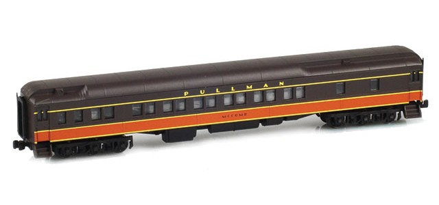 AZL 71020-2 12-1 PULLMAN Sleeper McCOMB IC