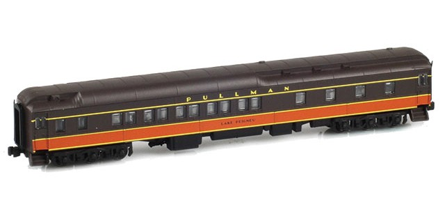 AZL 71120-1 PULLMAN 10-1-2 Sleeper LAKE PEIGNEU IC