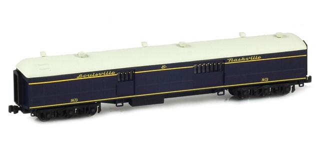 AZL 71609-1 Louisville & Nashville Baggage #1473