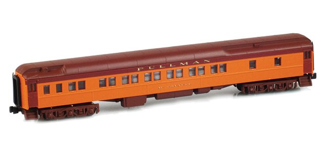 AZL 71031-1 PULLMAN MILW 12-1 Heavyweight Sleeper | McCONNELL