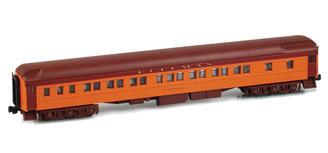 AZL 71231-2 PULLMAN MILW 8-1-2 Heavyweight Sleeper | OKOBOJI