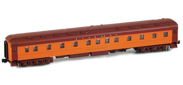 AZL 71331-1 THE MILWAUKEE ROAD 6-3 Heavyweight Sleeper | OCONOMOWOC