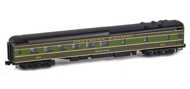 AZL 71533-1 NORTHERN PACIFIC 36 Seat Diner Car | DINING CAR