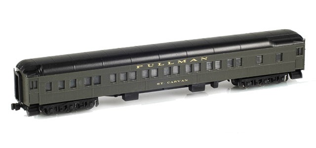 AZL 71001-2 12-1 Pullman Sleeper PS Green | St Carvan