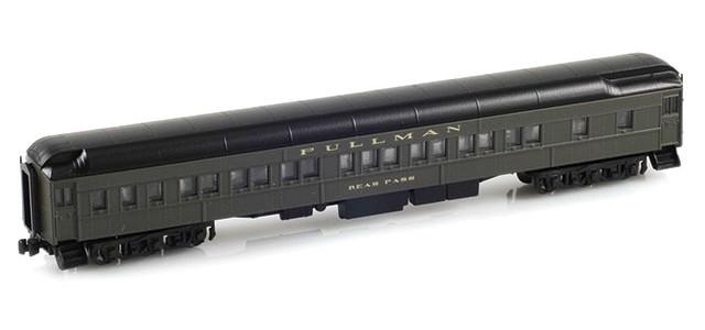 AZL 71201-2 8-1-2 Pullman Sleeper PS Green | Reas Pass