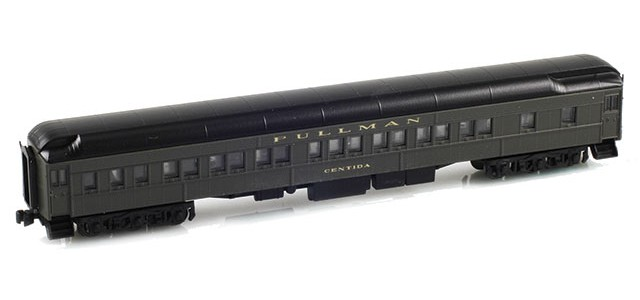AZL 71201-3 8-1-2 Pullman Sleeper PS Green | Centida