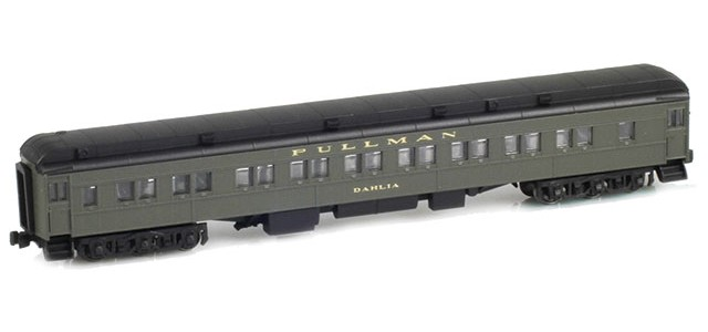 AZL 71401-5 28-1 PULLMAN Parlor Car | DAHLIA