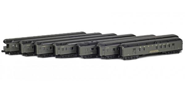 AZL 70006-Crescent SOUTHERN Crescent Limited Set | 7-Car Set