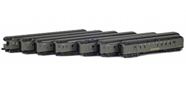 AZL 70006-Crescent SOUTHERN Crescent Limited Set | 7-Car Set