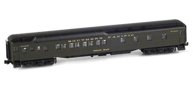 AZL 71204-1 8-1-2 SP Pullman Sleeper | ROCK BAY