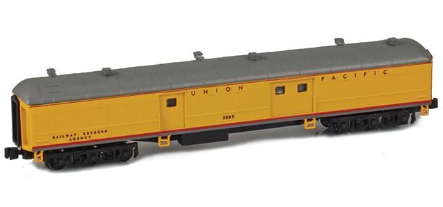 AZL 71608-4 Baggage REA UNION PACIFIC #3051