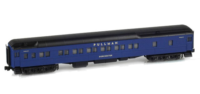 AZL 71011-1 12-1 PULLMAN Sleeper | DORCHESTER