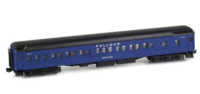 AZL 71211-1 8-1-2 PULLMAN Sleeper | CENTSTAR