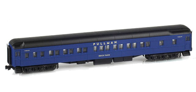 AZL 71211-2 8-1-2 PULLMAN Sleeper | ROCK PASS