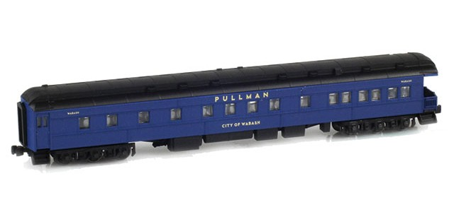 AZL 71811-1 PULLMAN Observation Car | CITY OF WABASH