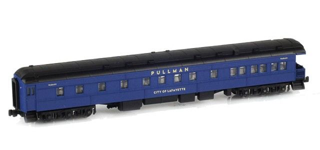 AZL 71811-2 PULLMAN Observation Car | CITY OF LAFAYETTE