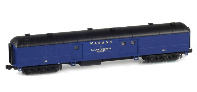 AZL 71611-1 WABASH Baggage REA EXPRESS