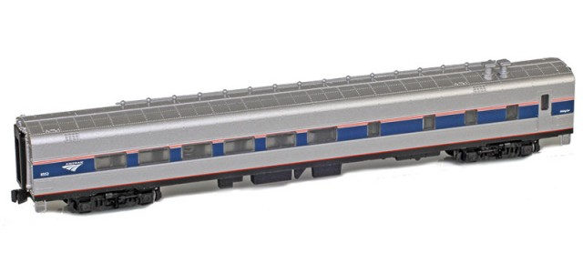 AZL 73550-7 Amtrak Diner Lightweight Passenger Car | Phase IVb #8552