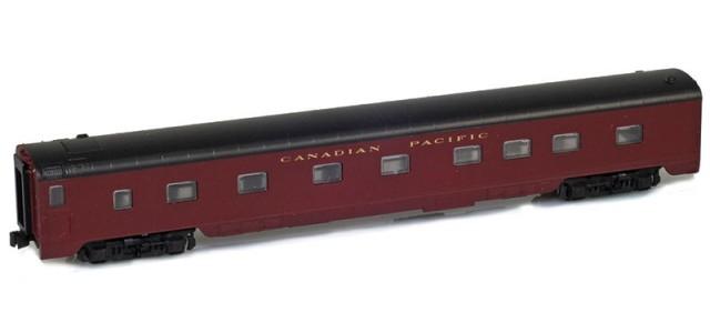 AZL 73041-0 Canadian Pacific Sleeper 4-4-2 Lightweight Passenger Car