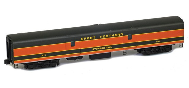 AZL 73615-2 GREAT NORTHERN Baggage | STORAGE MAIL #277