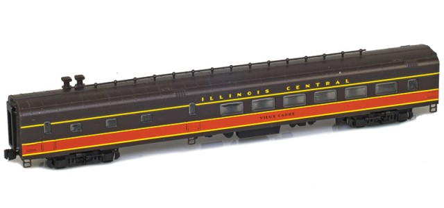 AZL 73520-2 IC Panama Limited Diner VIEUX CARRE Lightweight Passenger Car