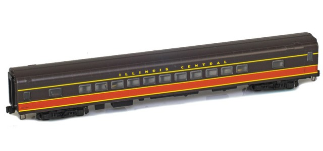 AZL 73720-0 IC Panama Limited Coach Lightweight Passenger Car