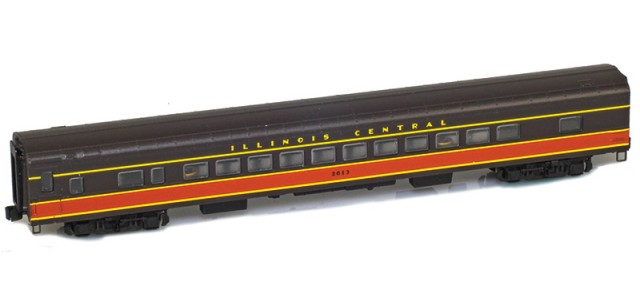 AZL 73720-1 IC Panama Limited Coach #2613 Lightweight Passenger Car