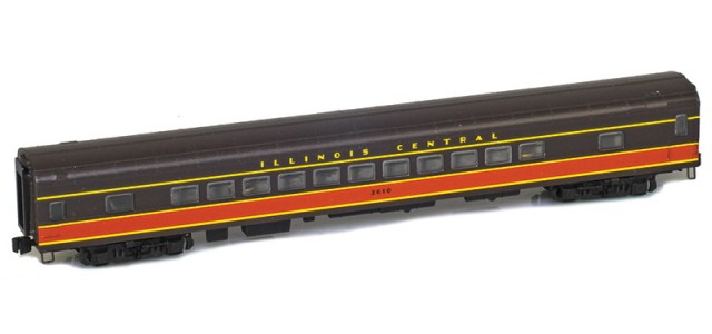 AZL 73720-2 IC Panama Limited Coach #2610 Lightweight Passenger Car
