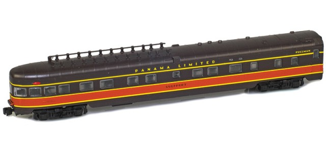 AZL 73820-1 IC Panama Limited Observation GULFPORT Lightweight Passenger Car