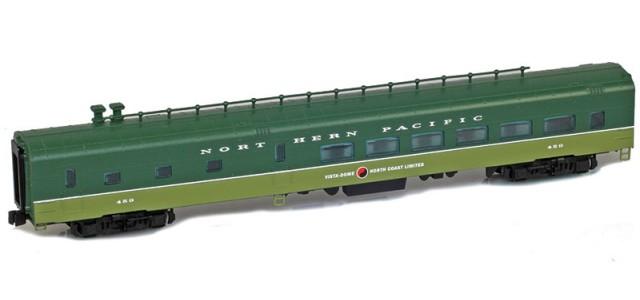 AZL 73533-1 NP | North Coast Limited Diner #459 Lightweight Passenger Car