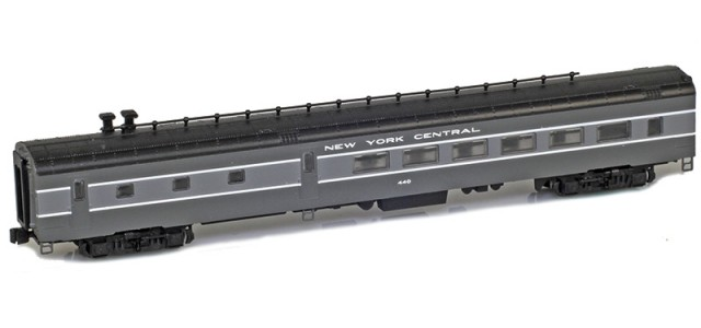 AZL 73507-1 NEW YORK CENTRAL Diner Lightweight Passenger Car #440