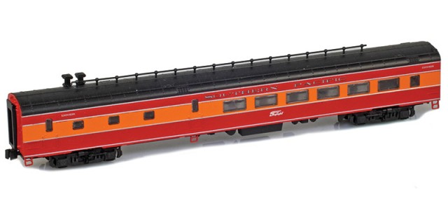 AZL 73547-0 SOUTHERN PACIFIC Diner Daylight Lightweight Passenger Car