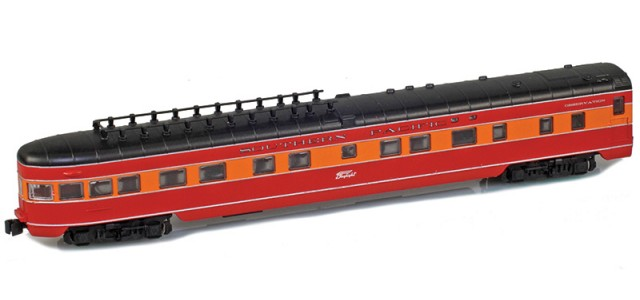 AZL 73847-0 SOUTHERN PACIFIC Observation Daylight Lightweight Passenger Car