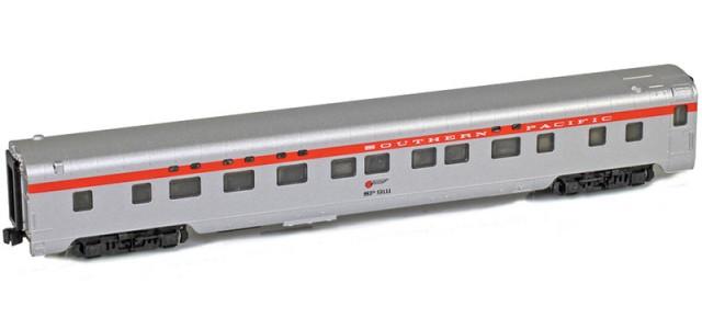 AZL 73004-1 SOUTHERN PACIFIC Sleeper 4-4-2 SP #9111 Lightweight Passenger Car