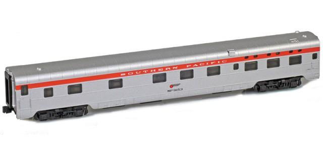 AZL 73104-1 SOUTHERN PACIFIC Sleeper 6-6-2 SP #9153 Lightweight Passenger Car