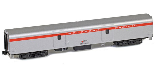 AZL 73604-1 SOUTHERN PACIFIC Baggage SP #6598 Lightweight Passenger Car