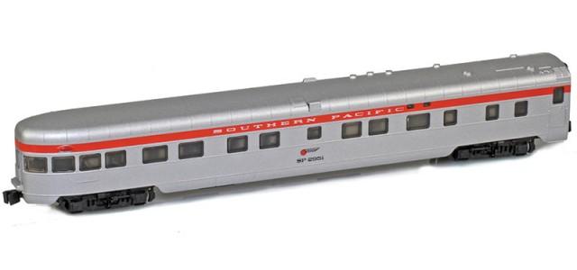 AZL 73804-1 SOUTHERN PACIFIC Observation SP #2951 Lightweight Passenger Car